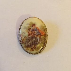 french cameo
